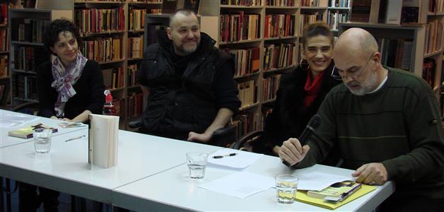 Tanja Žarić, Krešimir Butković, Tajana Obradović i Slavko Rako (Custom)