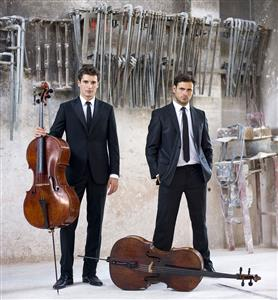 2Cellos (foto Stephan Lupino)