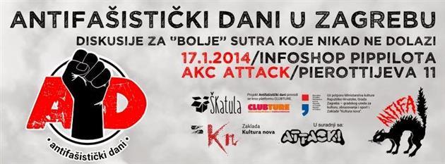 Antifašistički dani u Zagrebu