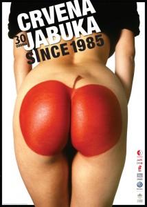 Crvena jabuka-30 godina