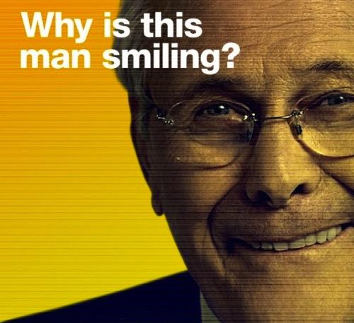 Donald Rumsfeld-Nepoznato o poznatom