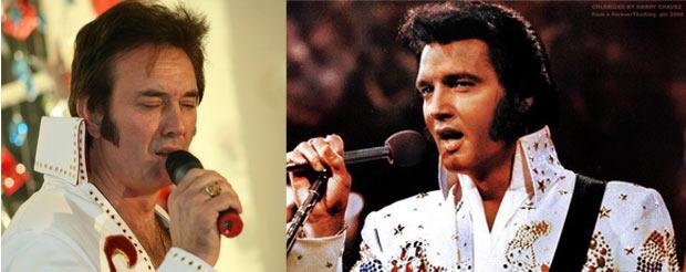 Elvis Presley-Steve Morgans