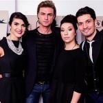 Nera Stipičević, Dean D., Mia Biondić i Petar Cvirn