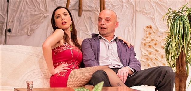 Ana Majhenić i Goran Grgić