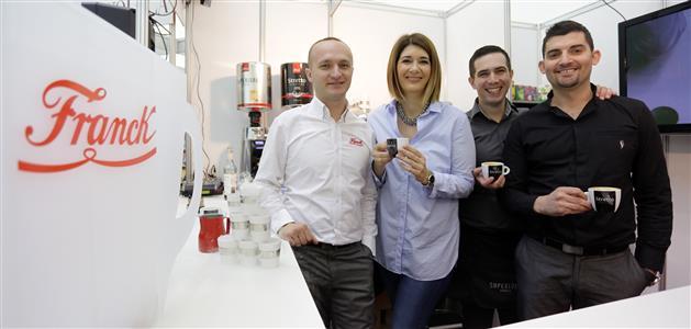 Josip Novačić, Zoran Trkulja, Karlo Pešun (Franck) i Antonija Mandić