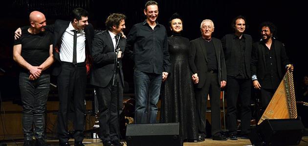 Bojan Zulfikarpašić, Boško Jović, Ante Gelo, Nenad Vasilić, Amira Medunjanin, Oliver, Yurdal Osman Tokcan, Hakan Güngör