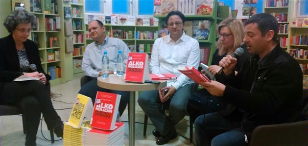 Sandra Mlakar, Zoran Zoričić, Robert Torre, Iva Prpić i Tomislav Cvitković