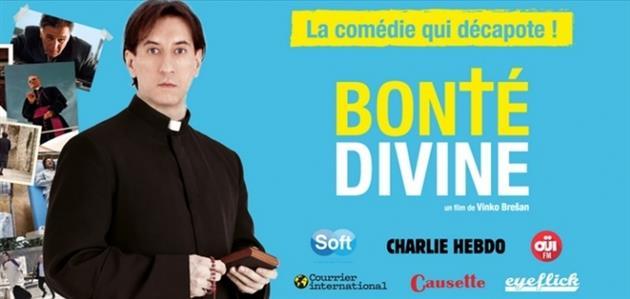 Svećenikova djeca - Francuska-plakat
