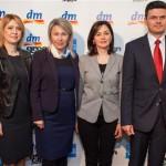 Marko Lasić, Milanka Opačić, Gordana Picek, Željka Bosnar Salihagić, Mislav Blažić i Vojin Perić