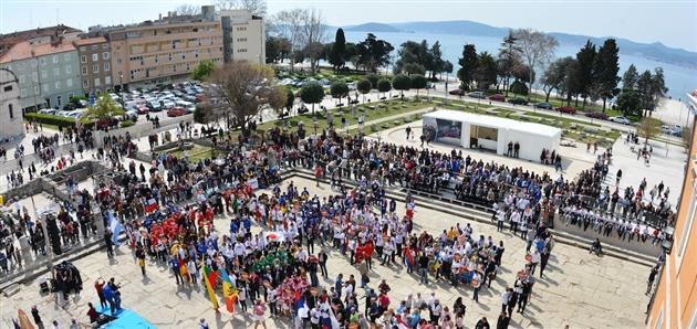 Zadar-FIMBA-košarkaške legende