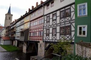 4-Trgovački most - Erfurt