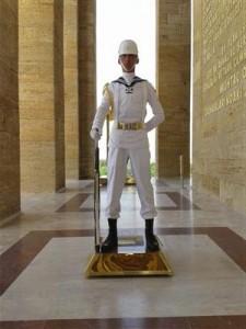 Ataturkov mauzolej-vojnik