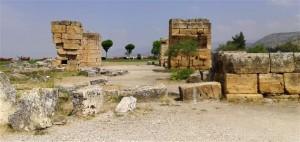 Rimske ruševine-Pamukkale