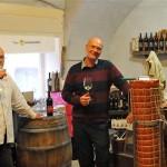 Vinoteka Dornberg-Dejan Markus i Gianfranco Crepaldi