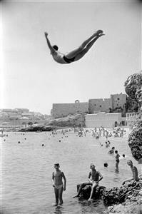 Marc Riboud, Dubrovnik-1953
