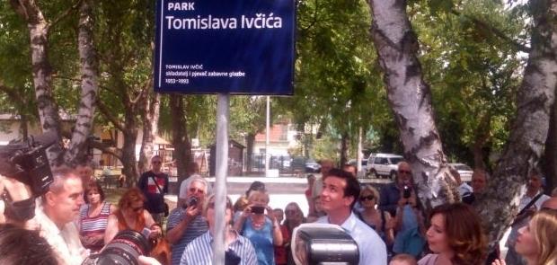 Tomislav Ivčić-park