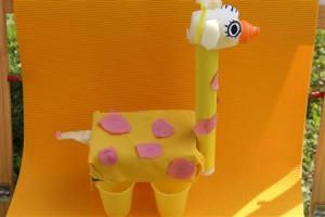 Žirafa-Tetrapak