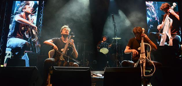 2Cellos-Rovinj Jazz Festival
