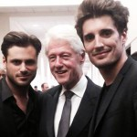 2Cellos i Bill Clinton