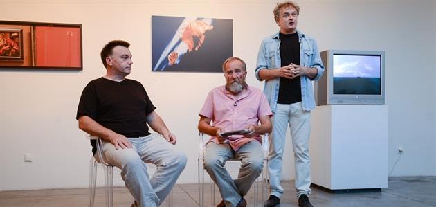 Sandro Đukić, Mladen Lučić i Vanja Babić