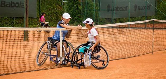 Sirius Open-tenisači u kolicima