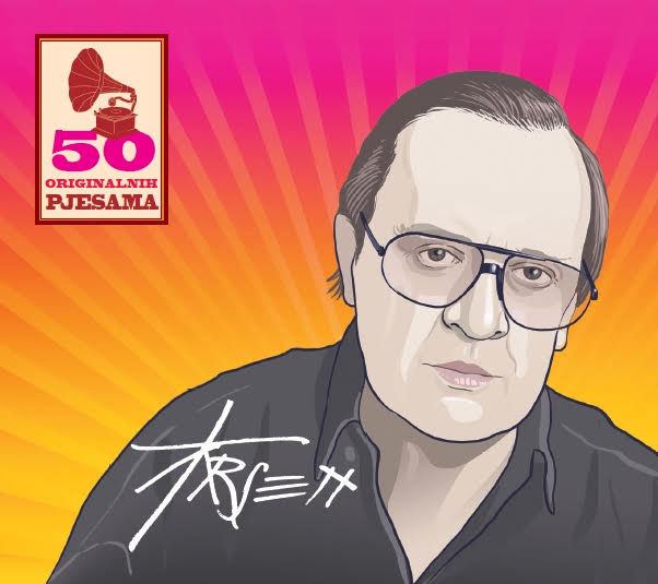 Arsen Dedić-50 originalnih pjesama