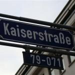 Frankfurt - Kaiserstrasse
