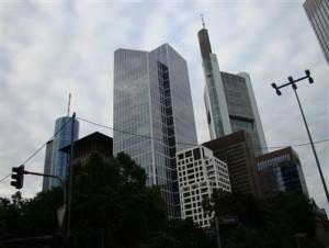 Frankfurt - neboderi