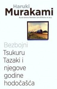 Haruki Murakami-Bezbojni Tsukuru Tazaki