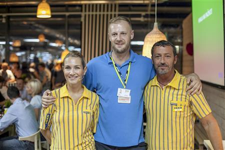 IKEA-Jelena Granić, Igor Štefanac i Georg Platzer