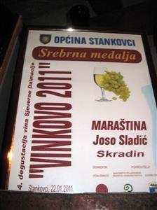 Priznanje vinu