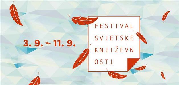 3. Festival svjetske književnosti