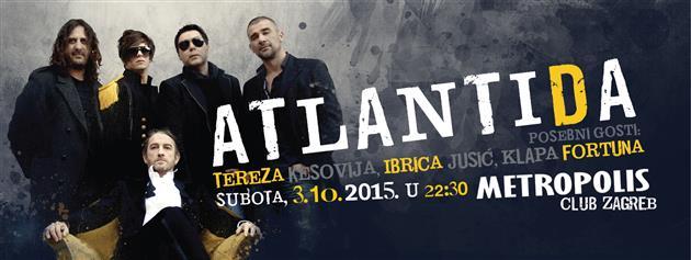 Atlantida-klub Metropolis