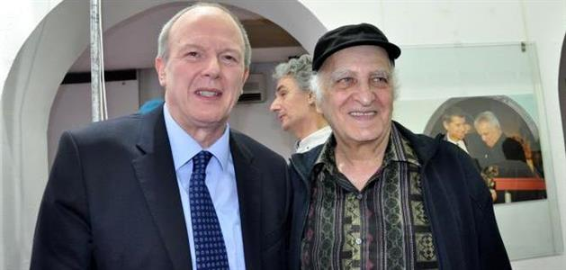 Enes Karić i Filip David