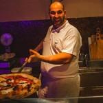 Basta-pizzaiolo Daniele Milone