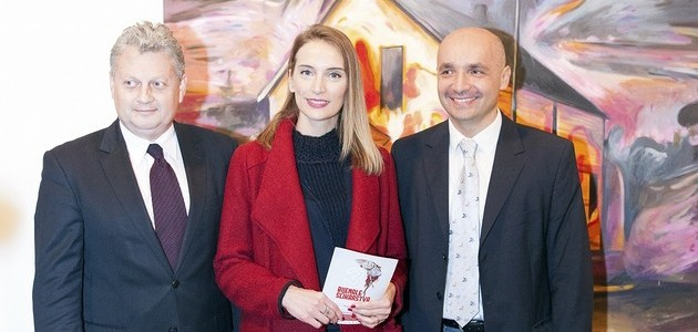 Berislav Šipuš, Ivana Andabaka i Tomislav Buntak
