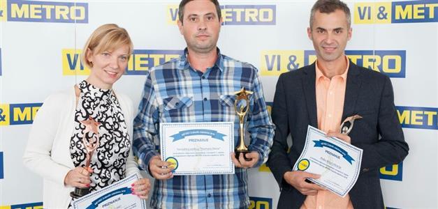 Pobjednici natječaja Metro Zvijezda zajednice