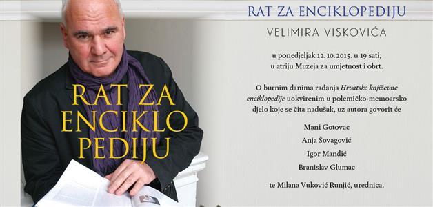 Velimir Visković-Rat za enciklopediju