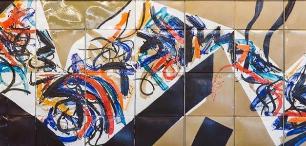 Edo Murtić-mural-Terme Tuhelj