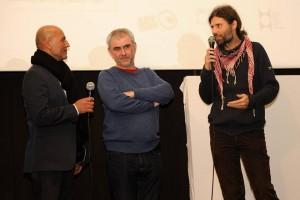Amer Douad, Sean McAllister i prevoditelj