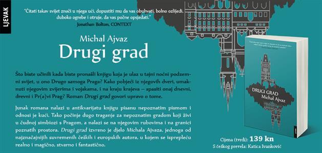 Michal Ajvaz-Drugi grad