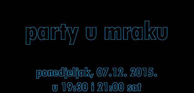 Party u mraku