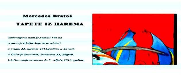 Mercedes Bratoš-Tapete iz harema
