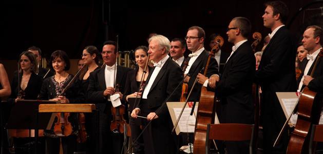 Simfonijski orkestar HRT-a i Pavle Dešpalj