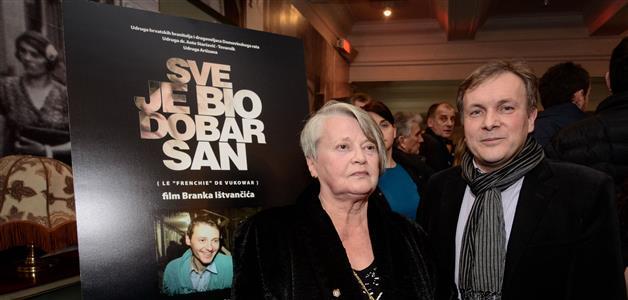 Lyliane Fournier i Branko Ištvančić