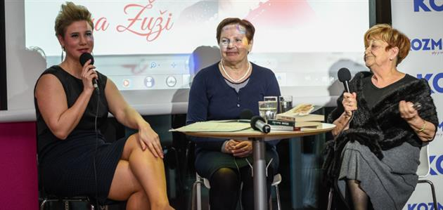 Marijana Perinić, Nada Horvat i Ivanka Vranković