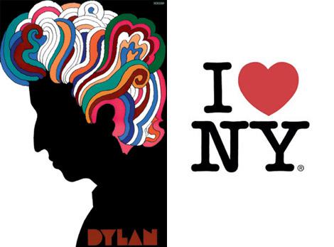 Milton Glaser-Bob Dylan