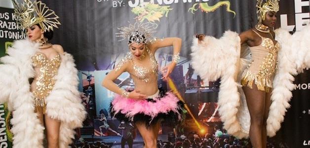 La Fiesta Stage-Sensation