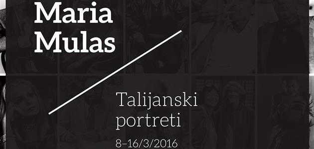 Maria Mulas-Talijanski potreti