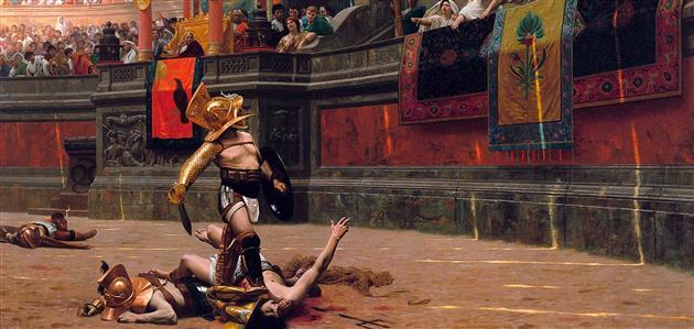 Noć likovnih gladijatora